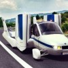 Unveiled! Behold The World's First Flying Car